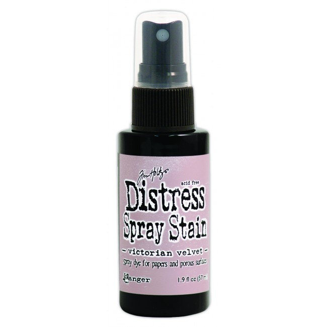 Encre Distress Spray Stain Victorian Velvet