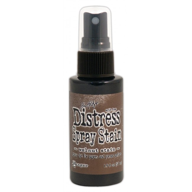 Encre Distress Spray Stain Walnut Stain