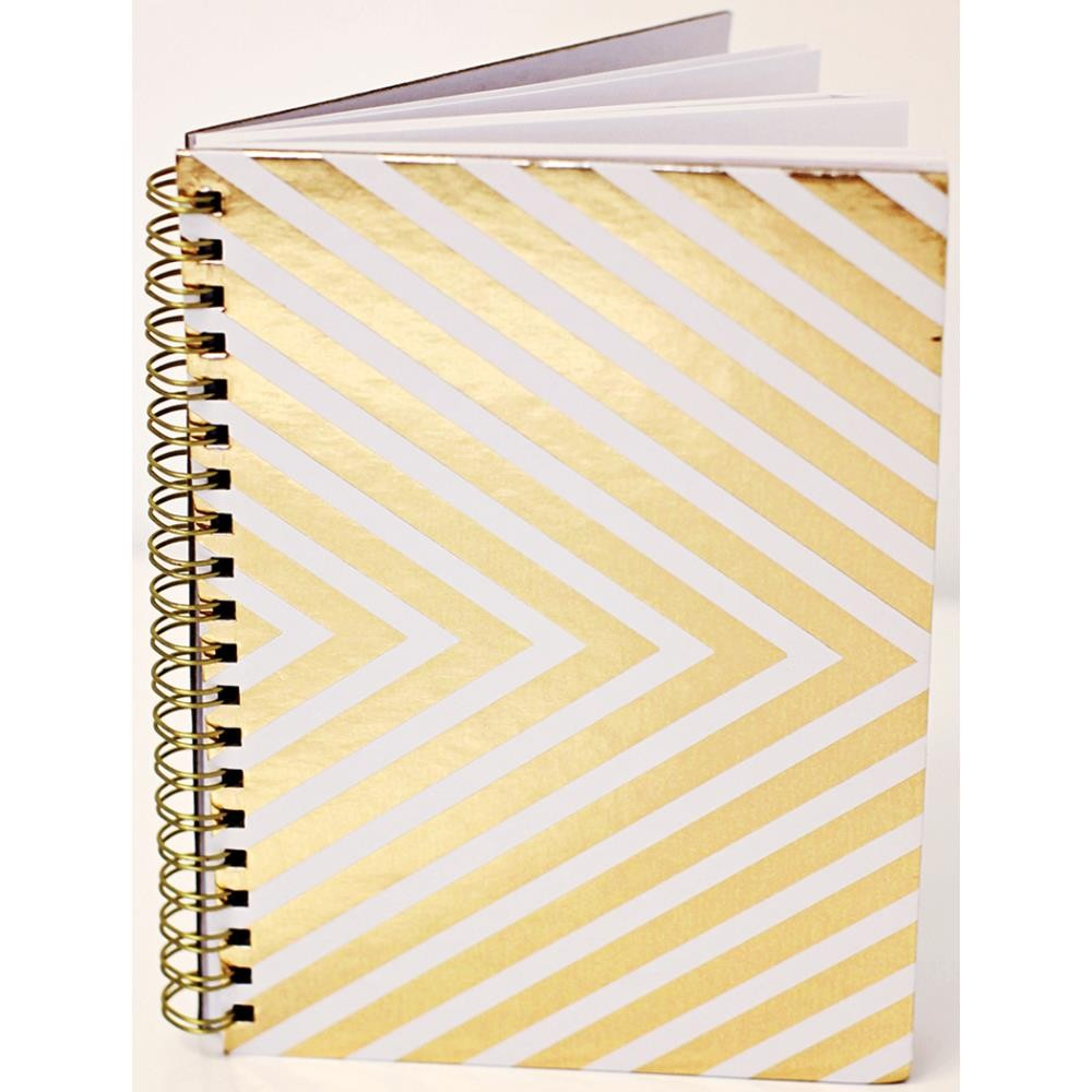 Studio Gold Notebook -40% PROMO
