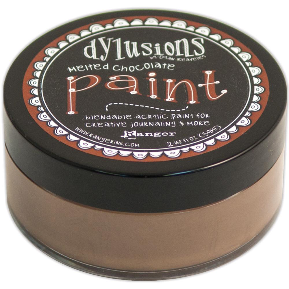 Peinture acrylique Dylusions - Melted Chocolate