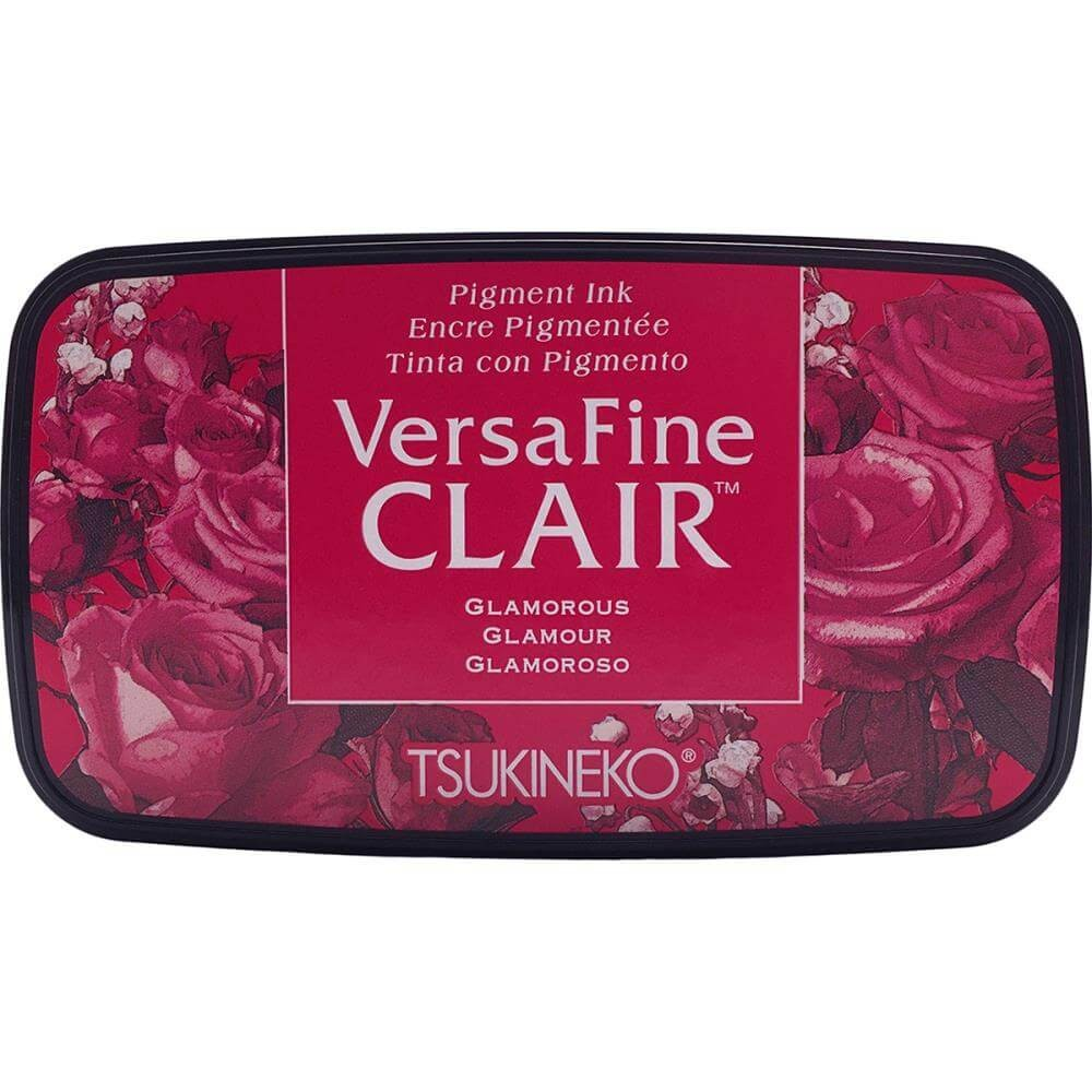 Encre Versafine Clair Glamourous