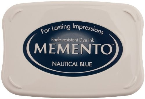 Encre Memento Nautical Blue