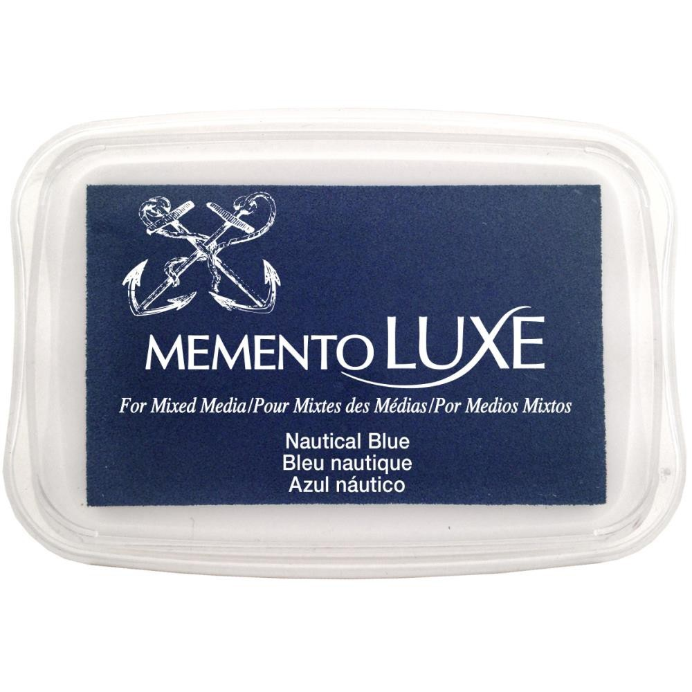 Encre Memento Luxe Nautical Blue