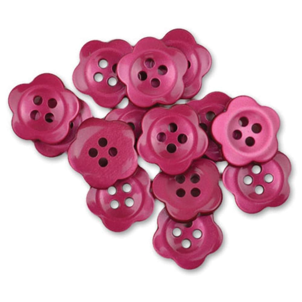 Boutons Blooms Pink