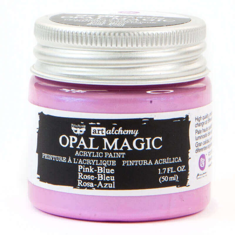 Peinture Acrylique Opal Magic Art Alchemy Pink/Blue