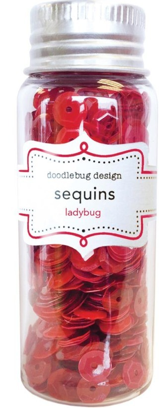 Sequins Ladybug Assortment