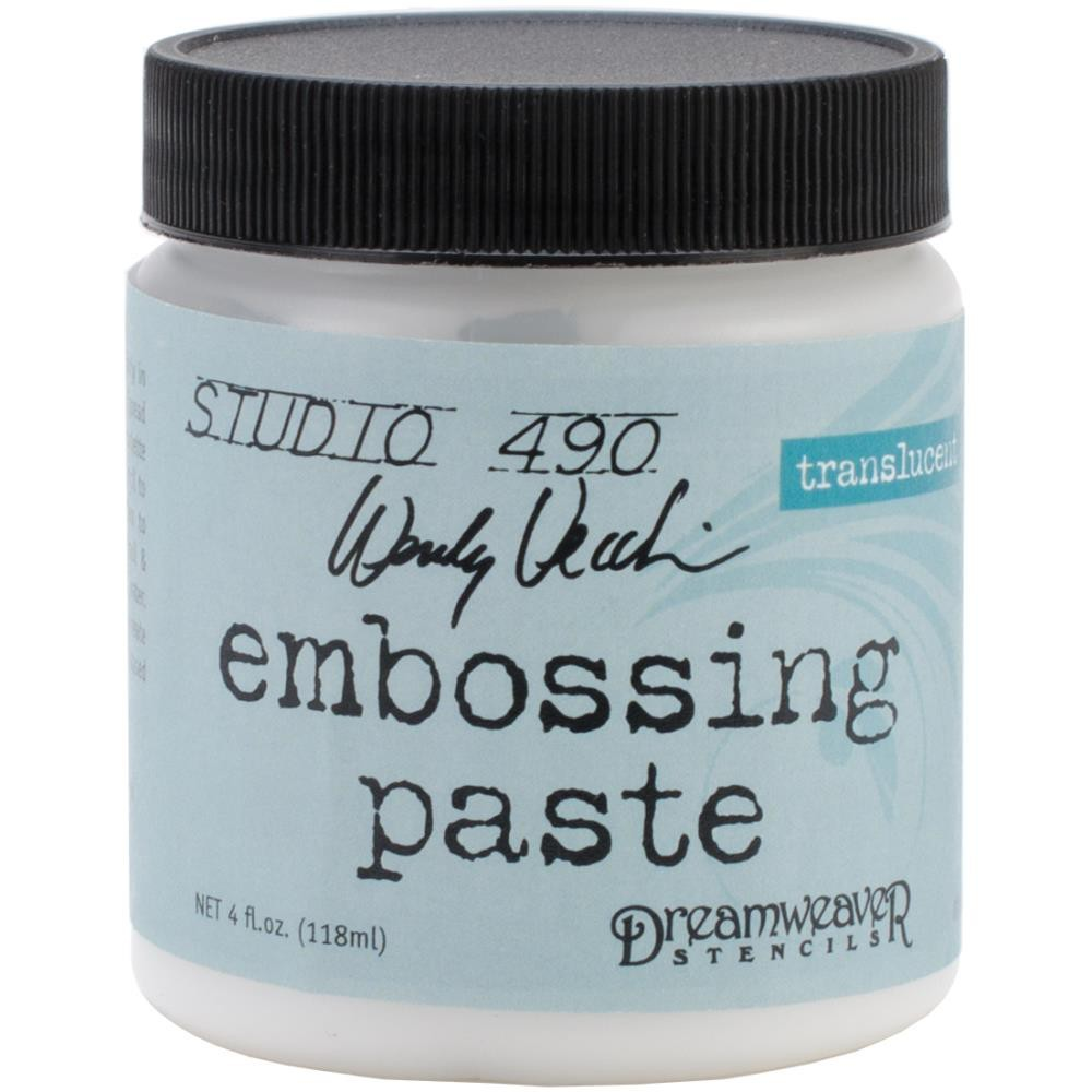 Translucent Embossing Paste