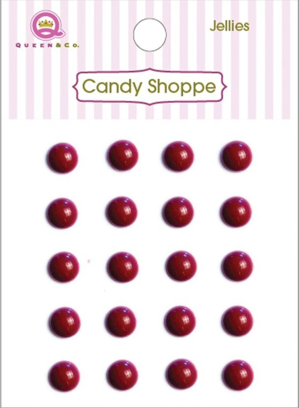 Candy Shoppe Jellies Petits Raspberry