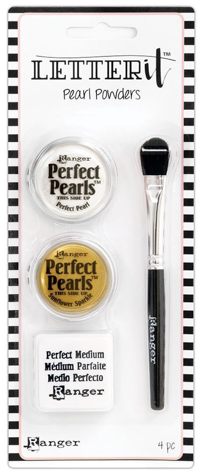 Set Poudre Perfect Pearls Letter It - #2