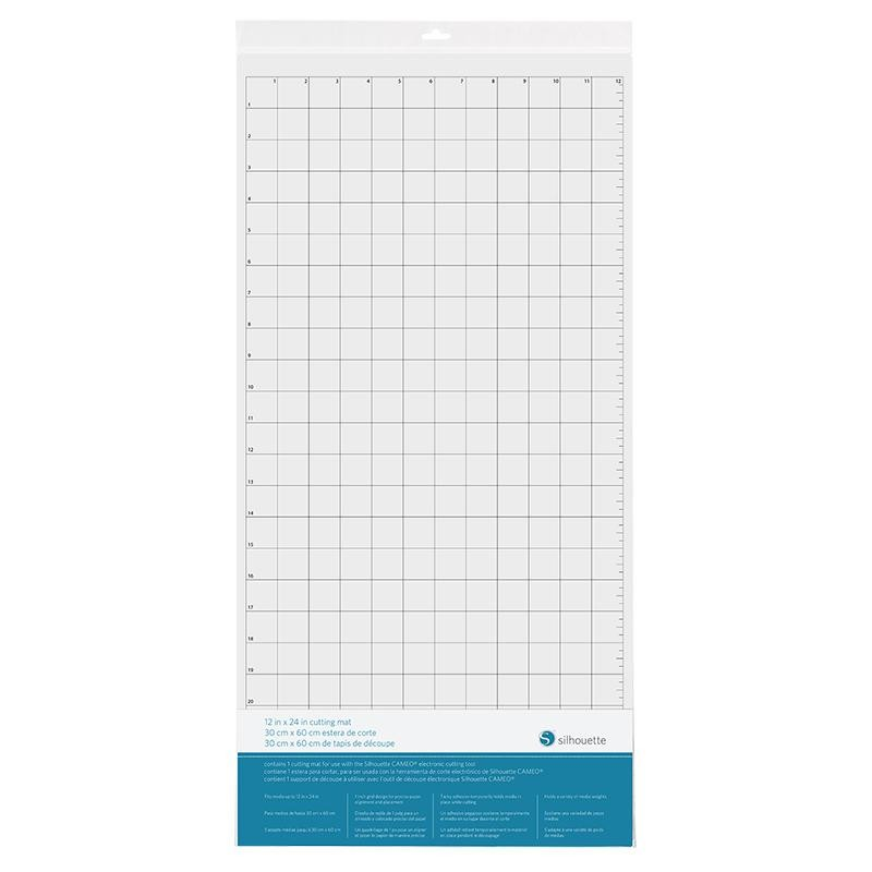 "Feuille de transport 12""x24"" Cameo"