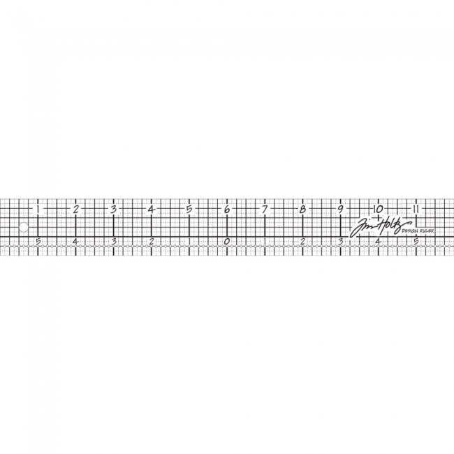 Tim Holtz Design Ruler