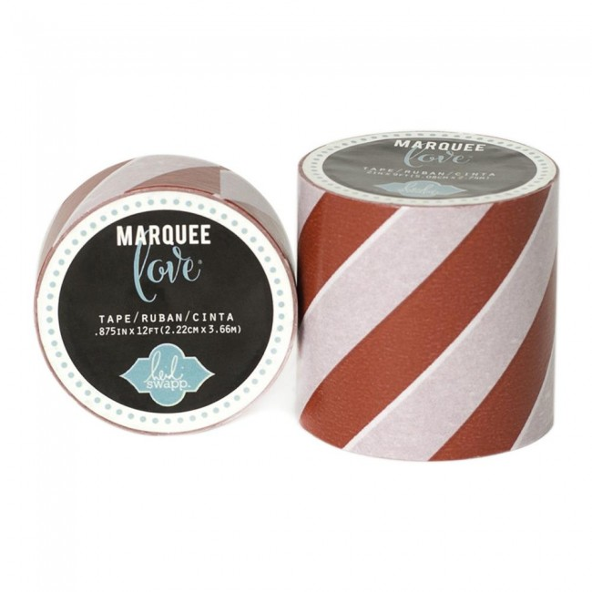 Marquee Washi Red Stripe XL