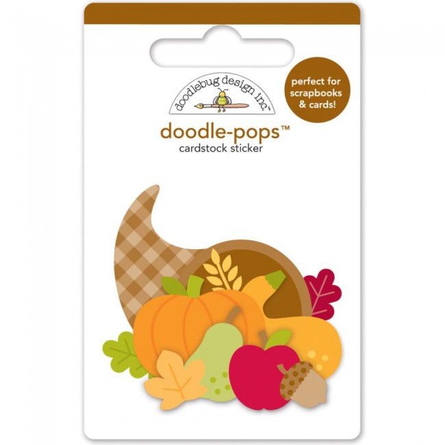 Give Thanks Doodle Pops
