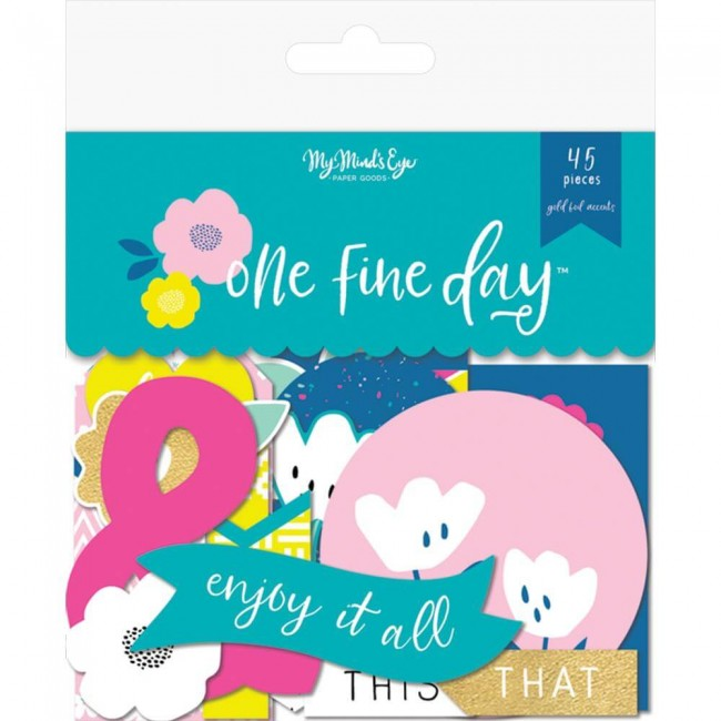 Die Cuts One Fine Day
