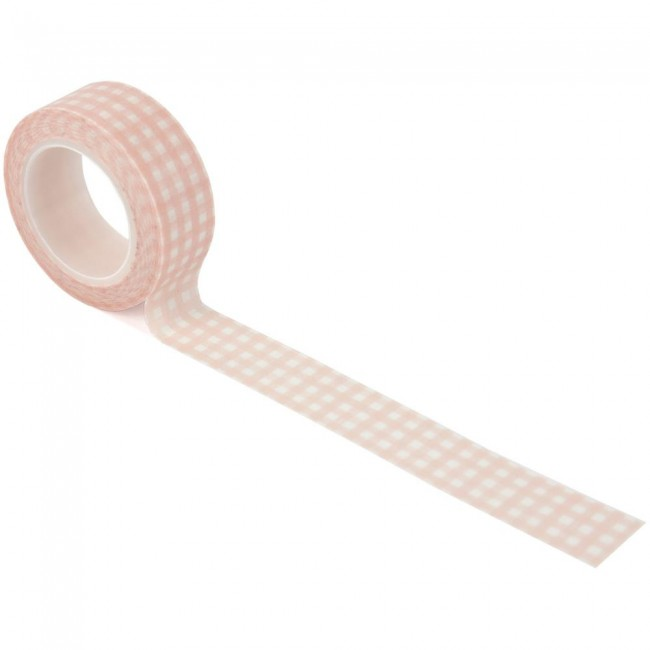 Washi Tape Welcome Baby Girl Dreamy Plaid