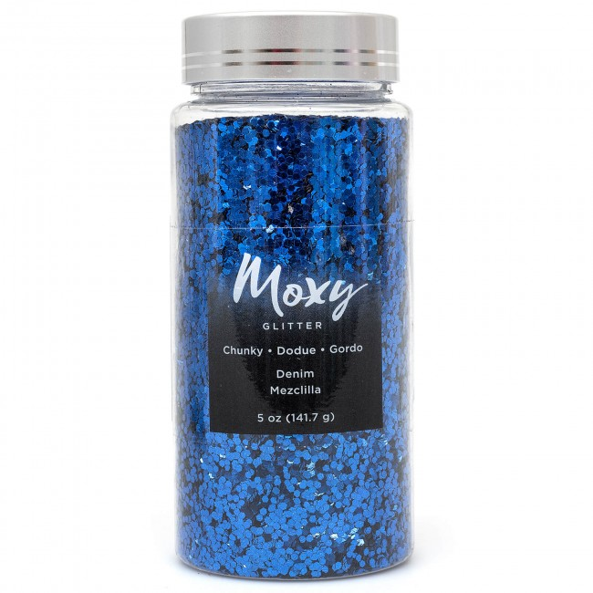Paillettes Moxy Chunky Denim 141 gr oz
