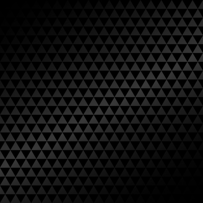 Papier Imprimé Recto 12x12 - DIY Shop 3 - Black Triangles