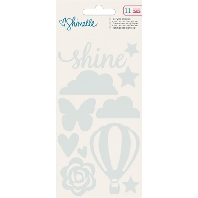 Acrylic Shapes Starshine