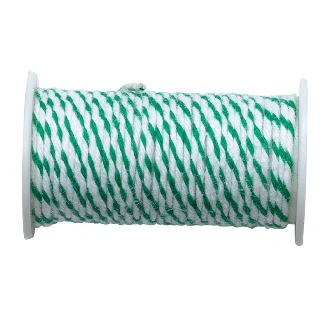 Baker's Twine Happy Jig - Green