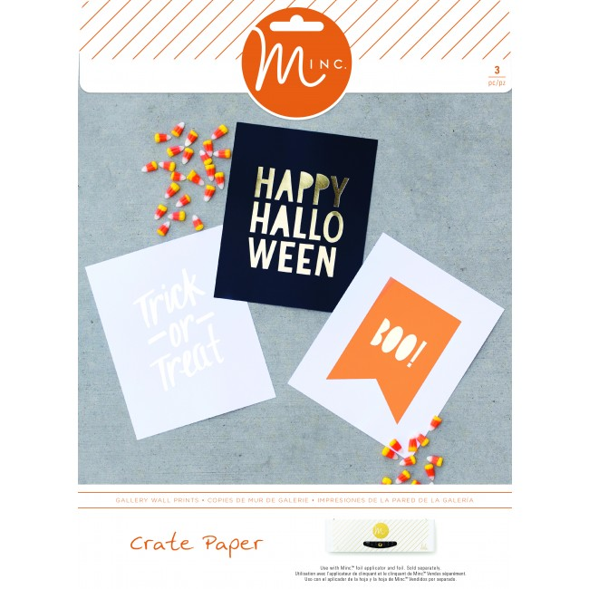 Minc Gallery Prints Halloween After Dark