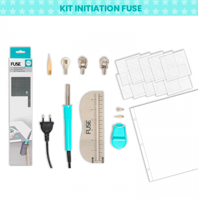 Kit initiation Fuse Deluxe