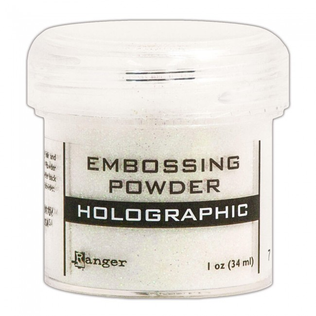 Poudre d'embossing Holographic