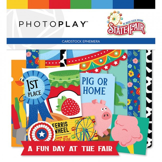 Die Cuts State Fair