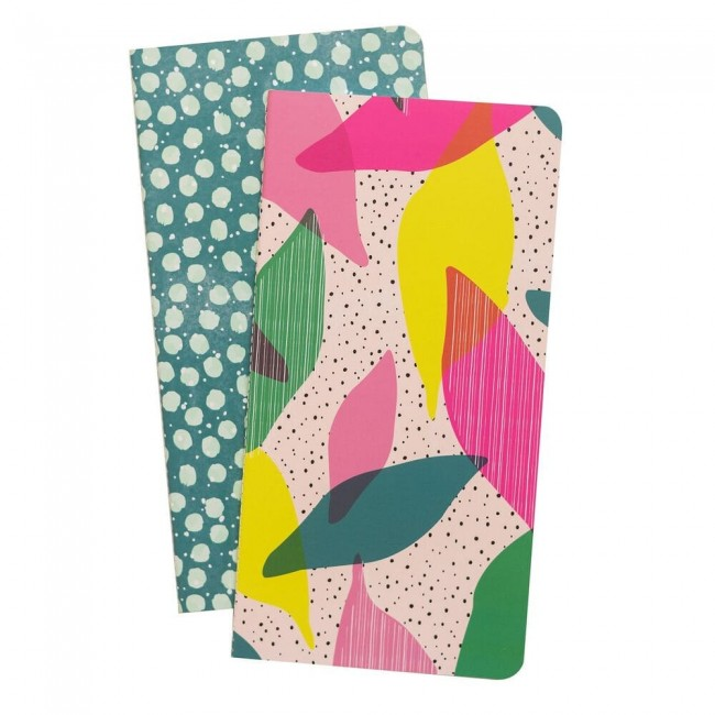 Lot de Cahiers pour Traveler's Notebook Brave + Bold Amy Tangerine