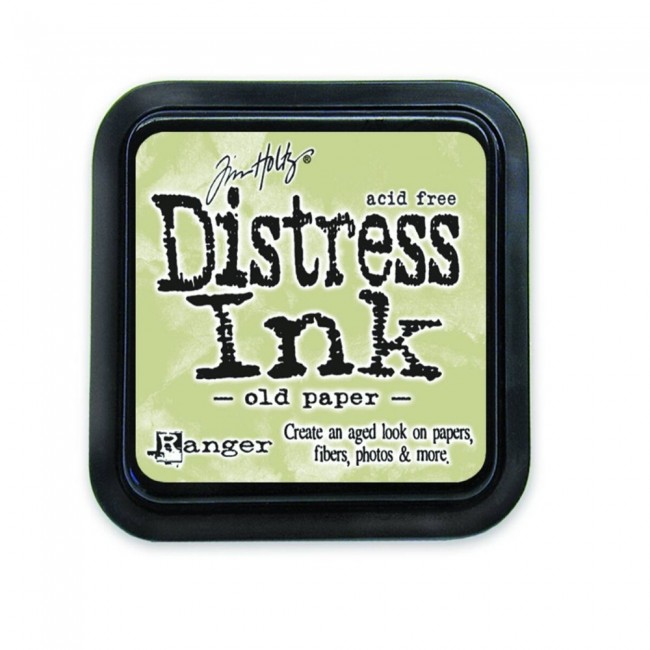 Encre Distress Ink Old Paper