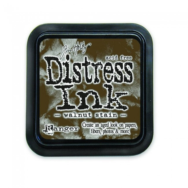 Encre Distress Ink Walnut Stain