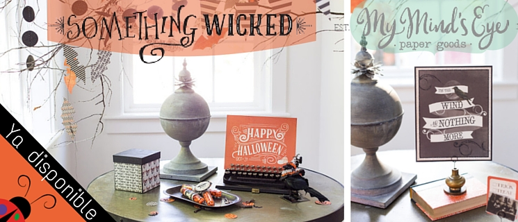 Something Wicked de Authentique