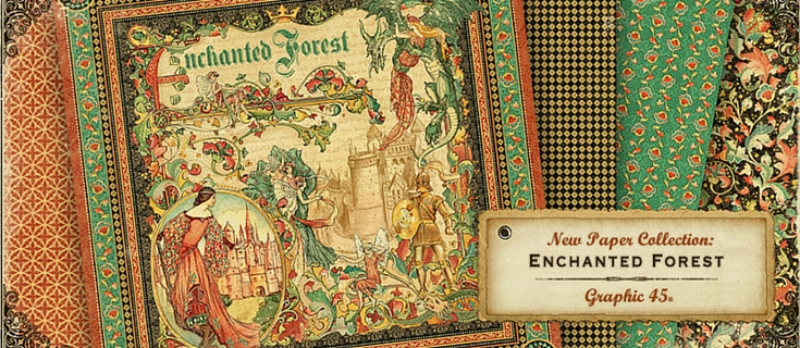 Enchanted Forest de Graphic45