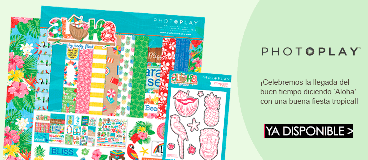 Aloha de Photo Play Paper