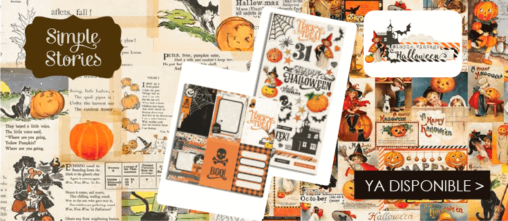 Simple Vintage Halloween Simple Stories - ES