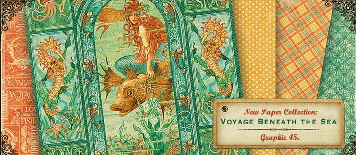 Voyage Beneath the Sea de Graphic45